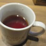 ステーキハウス ビッグベア - ドリンクバーから、コーヒー