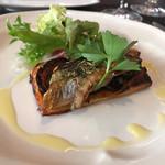 98306065 - 秋刀魚のオーブン焼き プロヴァンス風パイ仕立て