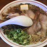 らぁめん こばやし - バターらーめん(880円)