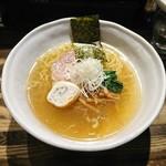 RAMEN CiQUE - 塩ラーメン  750円