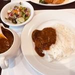 上野精養軒 - カレーライス