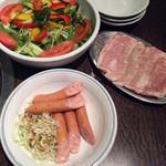 焼肉 平松 - 料理写真: