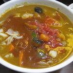 9831881 - 秋野菜カレー 950円