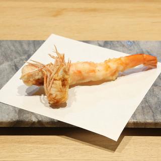 【接待・会食にも】創作天ぷらなど、新しい愉しみ方でもてなしを