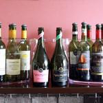 ワイン食堂aeru -