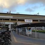 中華そば 住吉 - 布施駅