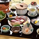 日本料理 瀬戸内 - 陶板焼御膳