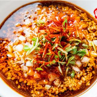 背脂咖喱麻婆麺