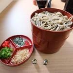 吾妻そば - 料理写真: