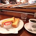 CHILLULU COFFEE - Aモーニング