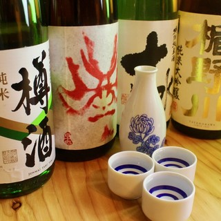 日本酒、焼酎好きは是非!