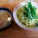 98318635 - つけ麺「白虎」麺大盛