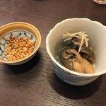 すい庵 - 牡蠣佃煮:凝縮された旨味