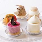お菓子の森 - パティシエが心を込めてつくる人気のケーキたち
