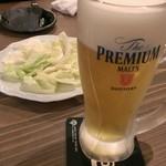 純米酒とやきとり、もつ鍋のお店御銀 - ドリンク写真: