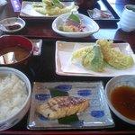 ききょう屋 - 昼定食