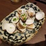 98320490 - 「蛤の酒蒸し (780円)」