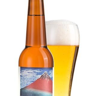 オーガニックビール『有機農法富士ビール』