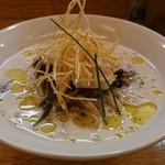麺処あずき - 料理写真:
