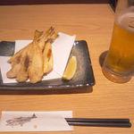 伊豆太郎 - 頼んじゃいました・・・ビールも一緒に!