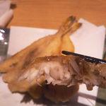 伊豆太郎 - 身は薄いですがサクっとふっくら。