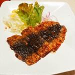 鮨・割烹 花絵巻 - メインはイワシの蒲焼き^ ^