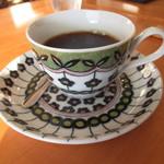 ボン・カフェー - ドリンク写真:本日のコーヒー!