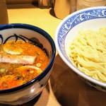 中華そば 青葉 - 特製つけ麺 950円