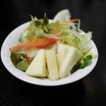 和牛の紀楽 - ☆サラダ