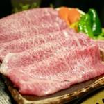 和牛の紀楽 - 料理写真:☆佐賀牛 A5サーロイン
