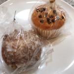 guiの木 - 料理写真:マフィン、ドーナツころりん