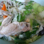 中華料理 かえる - カエル・タンメン。。。。。