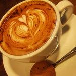 サウンズ・ライク・カフェ - 料理写真:カプチーノ