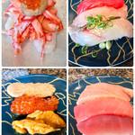 廻鮮すし 玄海丸 - 料理写真: