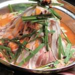 たつのおとしご - スープから自家製の絶品坦々鍋!〆のラーメンとの相性も抜群!