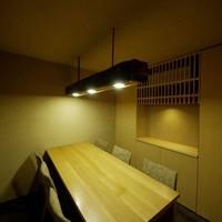 ご接待や女子会に最適な完全個室です。