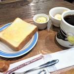 ミッツコーヒースタンド - Aセット