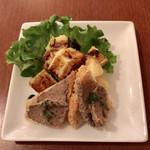 カフェ ド セット - 前菜