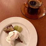 カフェ ド セット - コーヒー&デザート