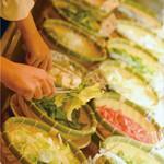 国産にこだわった新鮮野菜やカレー、デザートetc... 豊富なビュッフェももちろん食べ放題!