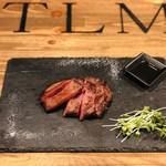 グリルバル タルム - 牛タンステーキ
