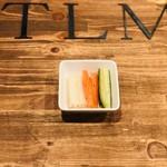 グリルバル タルム - おつまみ野菜マリネ