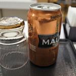 吉野家 - 缶ビール 350円