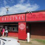 Romy's Kahuku Prawns & Shrimp - お店はカフクのカメハメハハイウエイ沿いにあります。