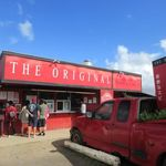 Romy's Kahuku Prawns & Shrimp - ノースショアのカフクにあるガーリックシュリンプのお店です。