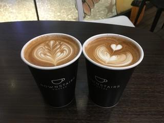 ダウンステアーズコーヒー 大阪