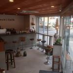 ツキ コーヒースタンド - 1階