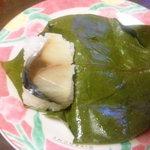 柿の葉寿し 柿吉 - 柿本 柿の葉寿司2
