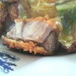香陽軒 - お肉は厚切りです