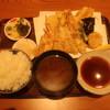 天房 - 料理写真:天ぷら定食